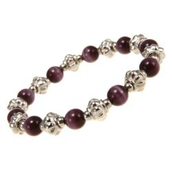 Glass Beads Bracelet (Thailand) - Thumbnail 1