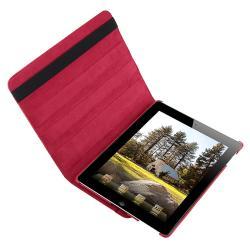 BasAcc Crocodile Case/ LCD Protector/ Headset/ Wrap for Apple iPad 2