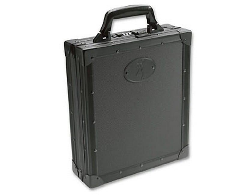 Talon Aluminum Double Pistol Case