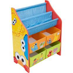 Sesame Street Book and Toy Organizer - Thumbnail 0