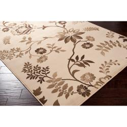 Woven Brown Parrish Rug (7'9 x 11'2)