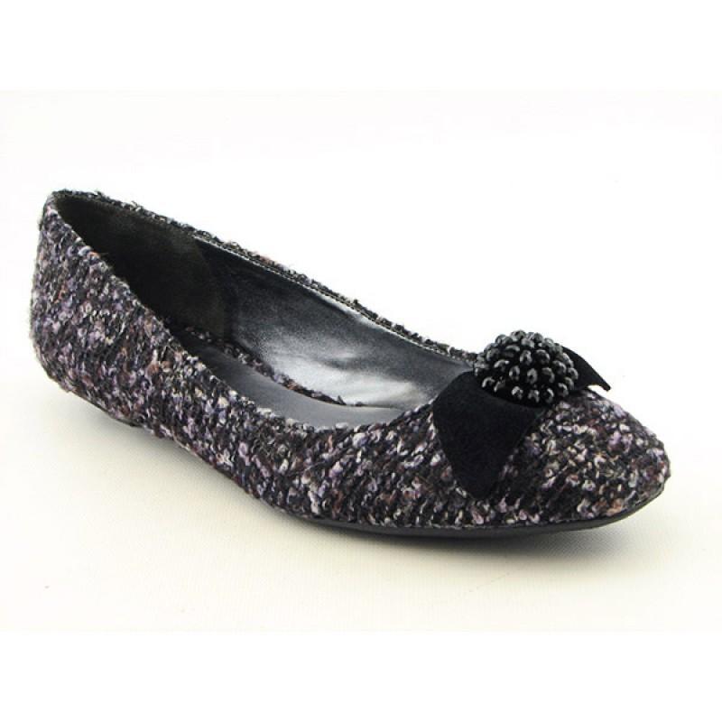 Etienne Aigner Women's Woodrow Purple Flats (Size 9)