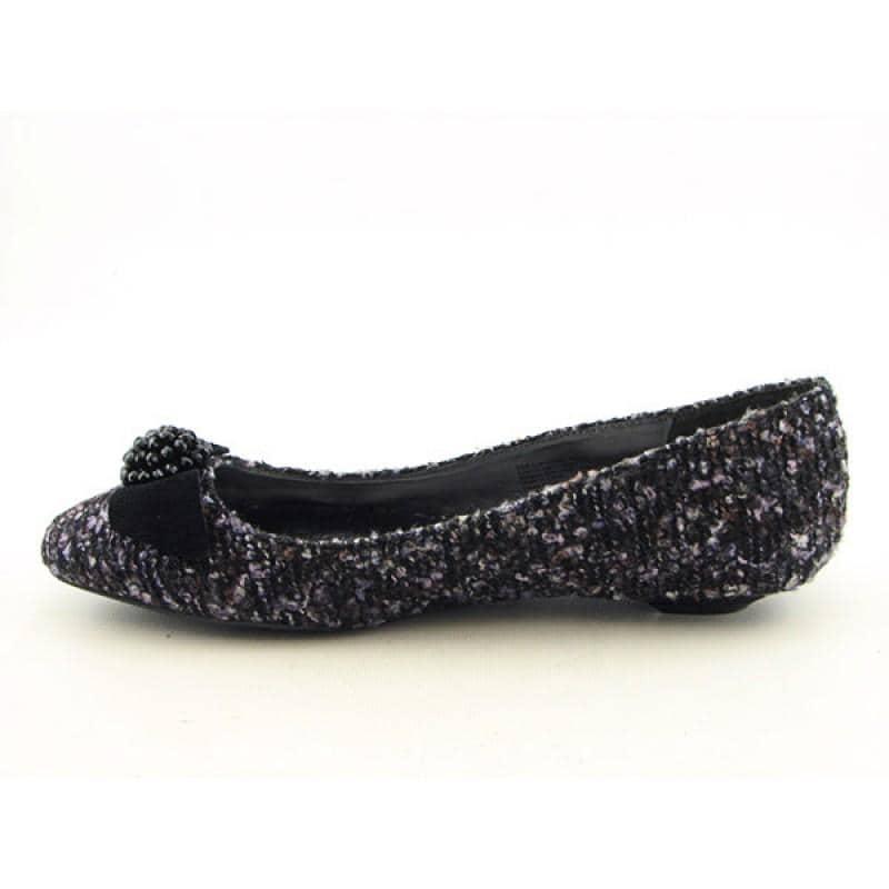 Etienne Aigner Women's Woodrow Purple Flats (Size 9) - Thumbnail 1