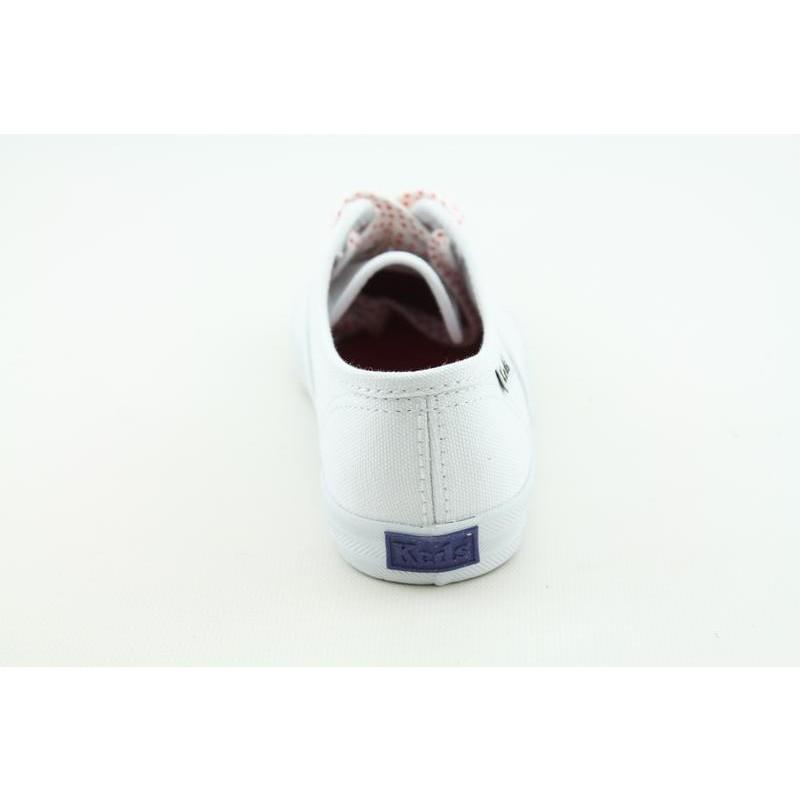 Keds Youth's Original Champion CVO Hello Kitty White Casual Shoes