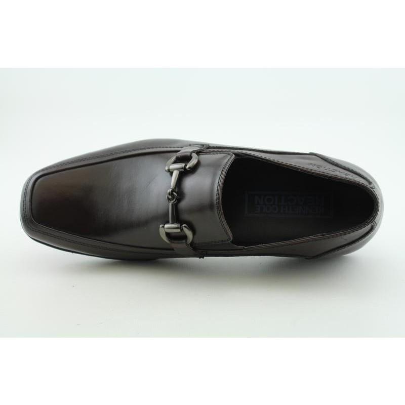 Kenneth Cole Reaction Men's Bark N Bite Brown Dress Shoes