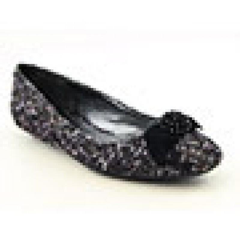 Etienne Aigner Women's Woodrow Purple Flats (Size 9) - Thumbnail 2
