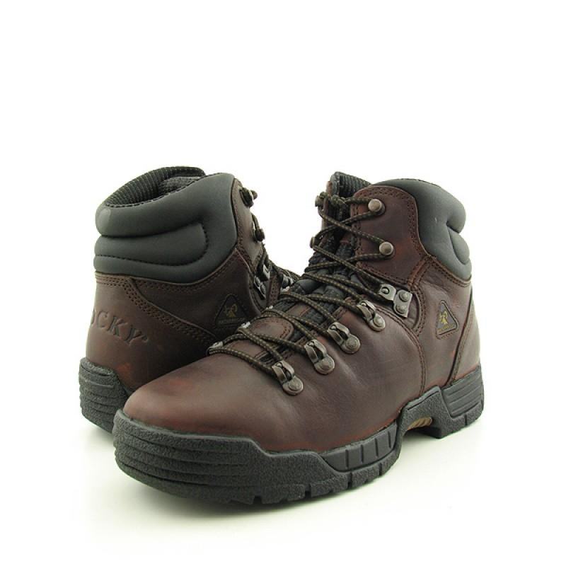 "ROCKY Men's 6"" MobiLite Max Brown Boots"