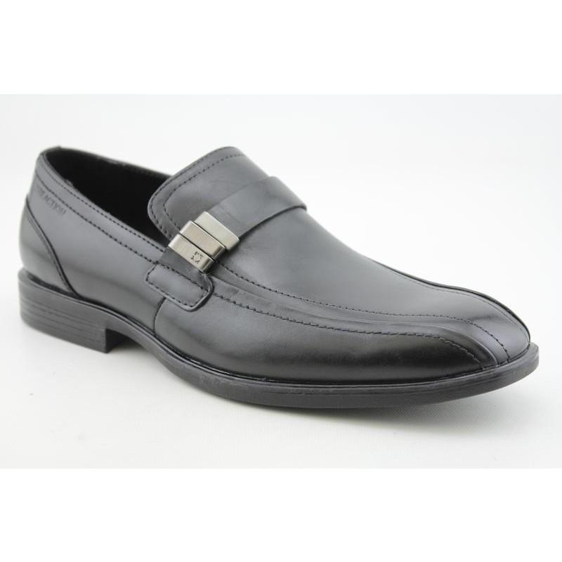 Kenneth Cole Reaction 's Wild Guest Blacks Dress Shoes