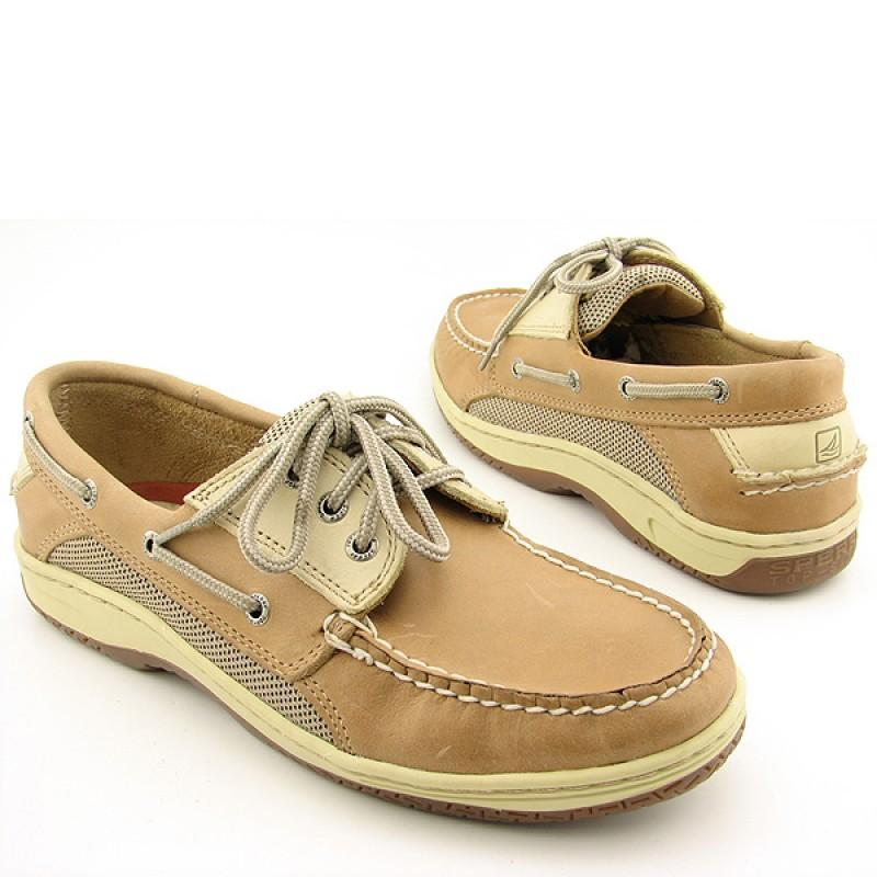 Sperry Top Sider Men's Billfish Beige Casual - Thumbnail 0