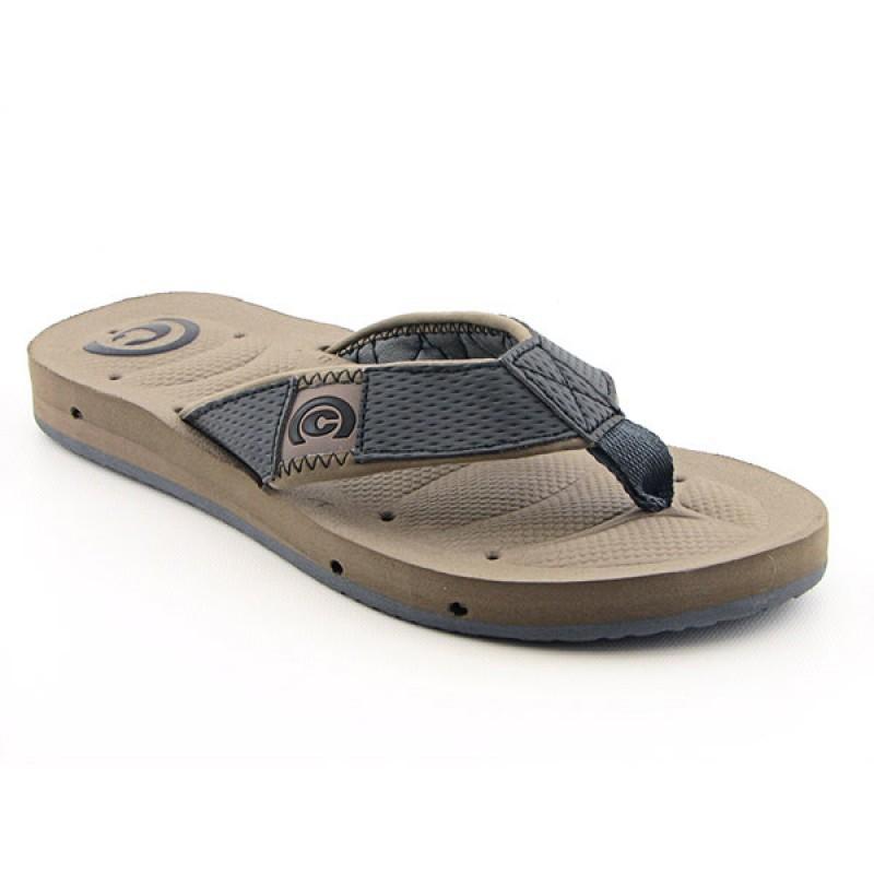 Cobian Black Flip Flops