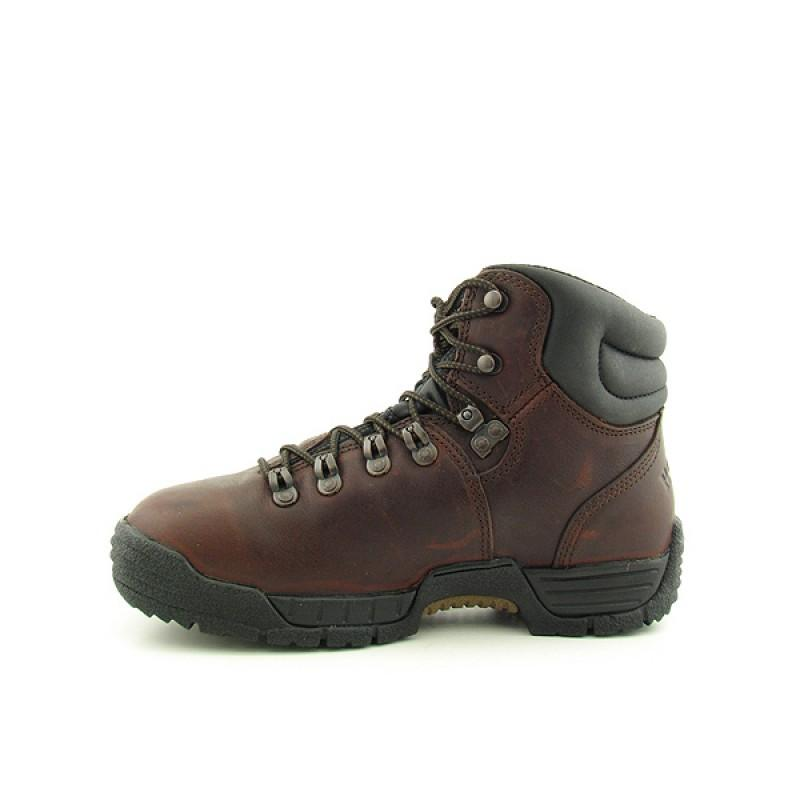 "ROCKY Men's 6"" MobiLite Max Brown Boots - Thumbnail 1"