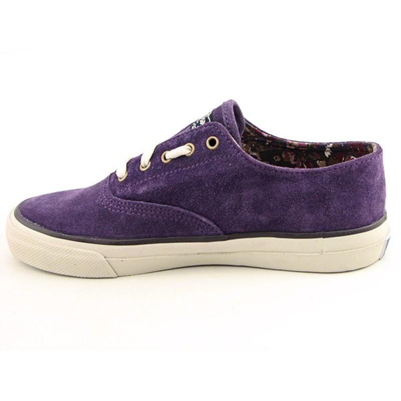 Sperry Top Sider Women's CVO Purple Athletic - Thumbnail 1