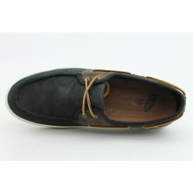 Vans Men's Chauffeur Black Casual Shoes - Thumbnail 2
