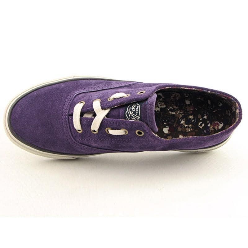 Sperry Top Sider Women's CVO Purple Athletic - Thumbnail 2