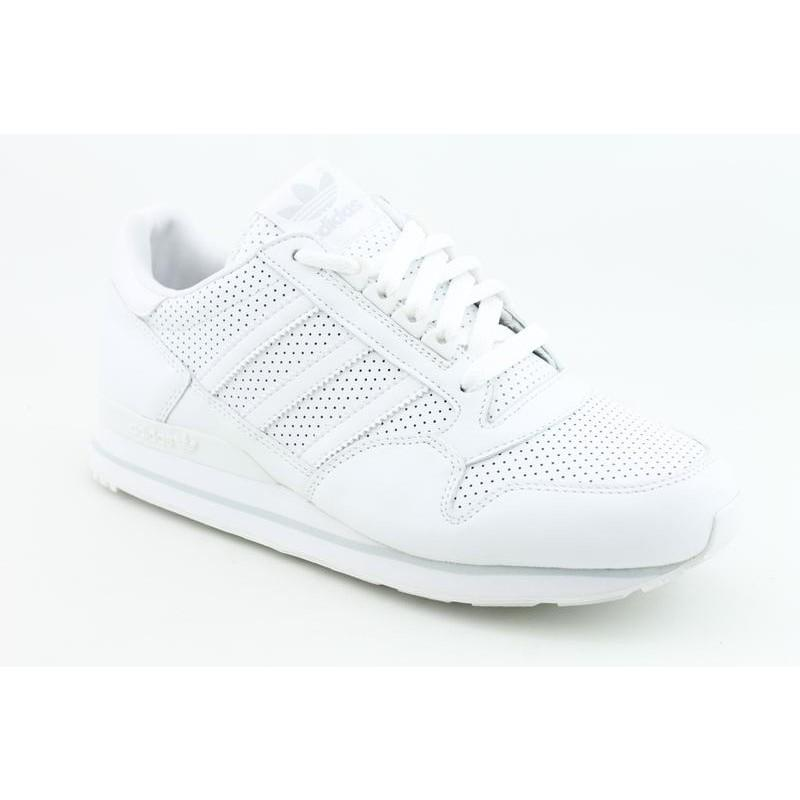 Adidas Men's ZX 500 White Casual Shoes
