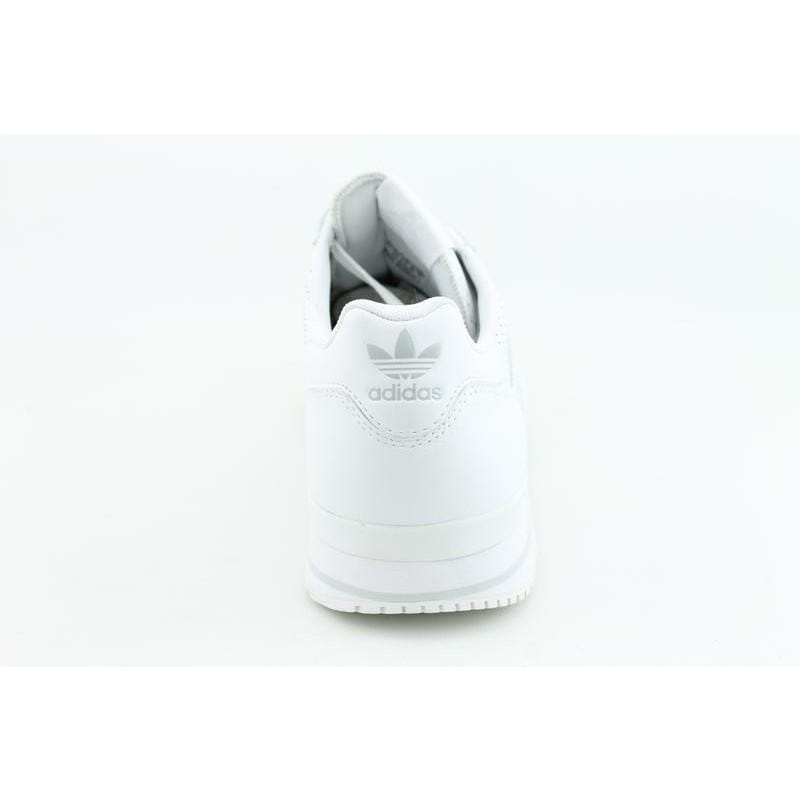 Adidas Men's ZX 500 White Casual Shoes - Thumbnail 1