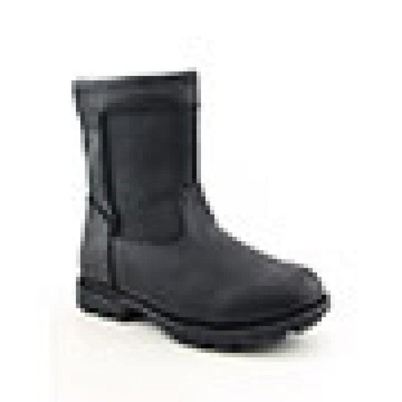 Bearpaw Men's Alta II Black Boots (Size 10)