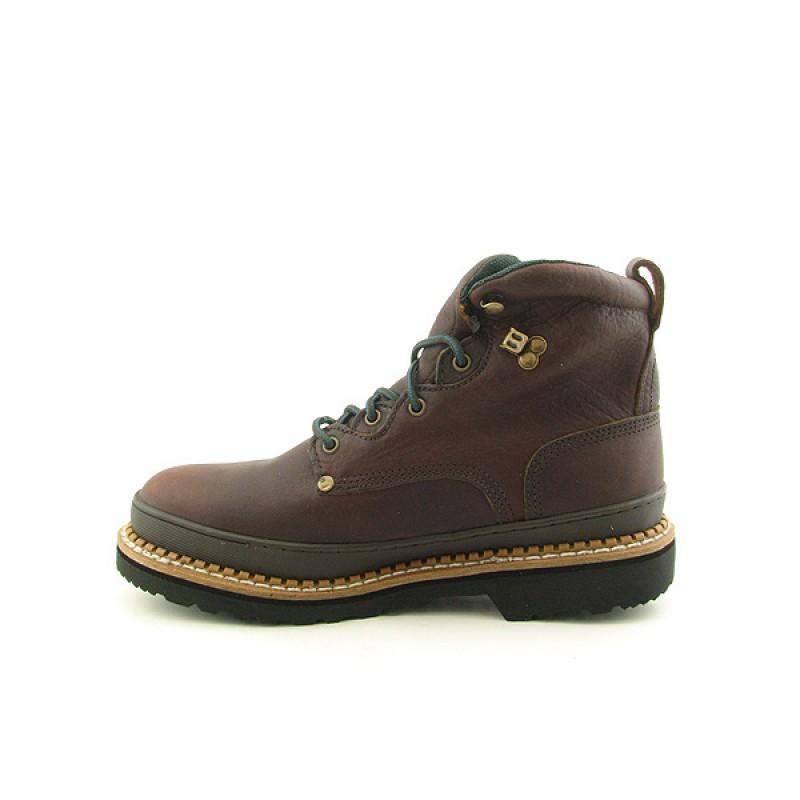 GEORGIA Men's G6374 Giant Brown Boots (Size 10) - Thumbnail 2