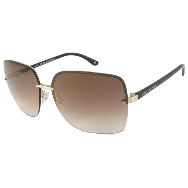 f5150b556646 Shop Juicy Couture Pop Women's Rimless Sunglasses - Free Shipping Today -  Overstock - 6551417