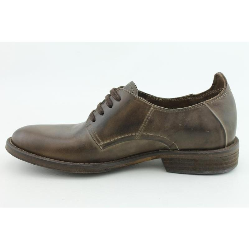 Diesel Men's Son of a Gun Dress In Lace Browns Dress Shoes