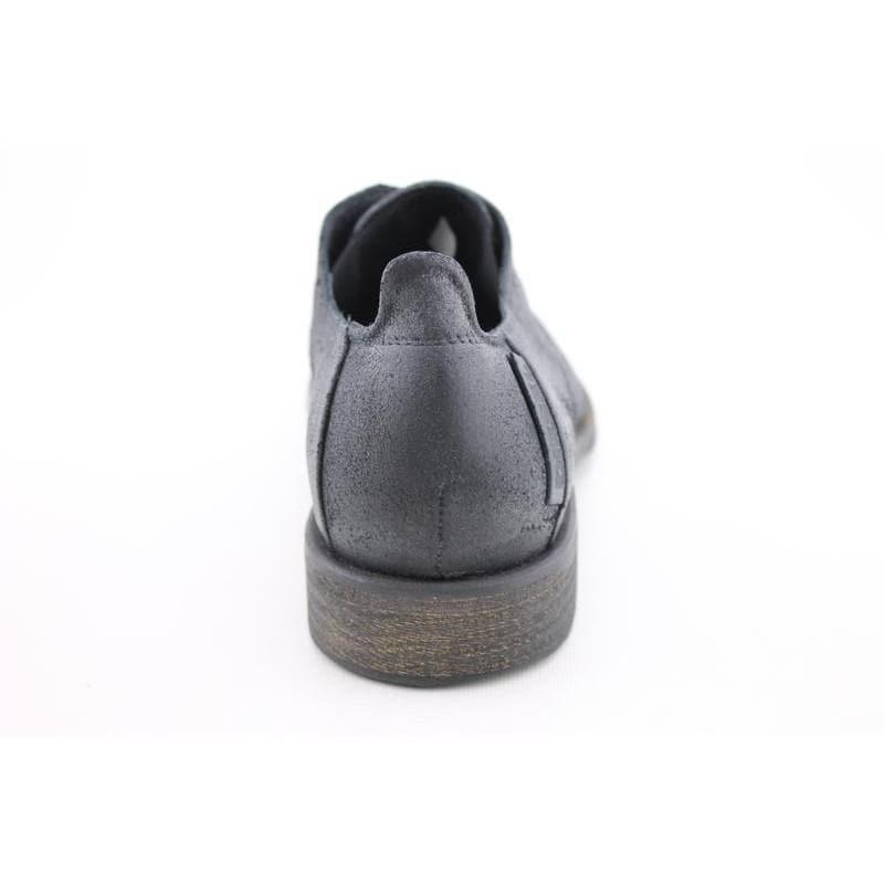 Diesel Men's Son of a Gun Dress In Lace Blacks Dress Shoes - Thumbnail 1