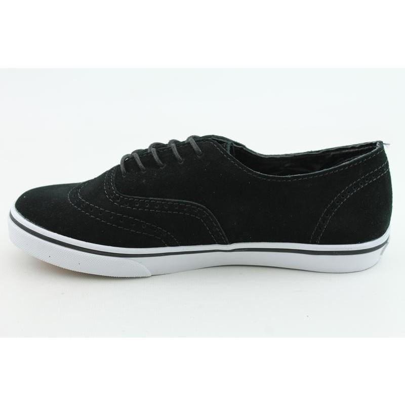 Vans Youth's Authentic Lo Pro Black Casual Shoes - Thumbnail 1
