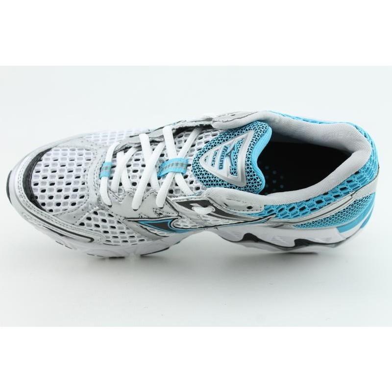 Mizuno Women's Wave Inspire 7 White Athletic - Thumbnail 2