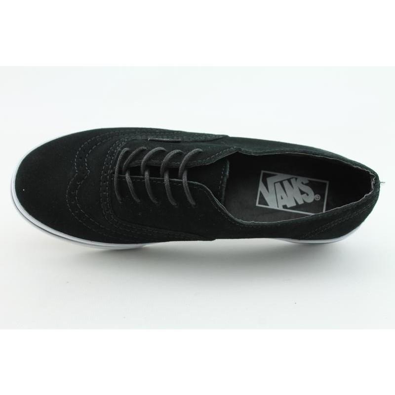 Vans Youth's Authentic Lo Pro Black Casual Shoes - Thumbnail 2