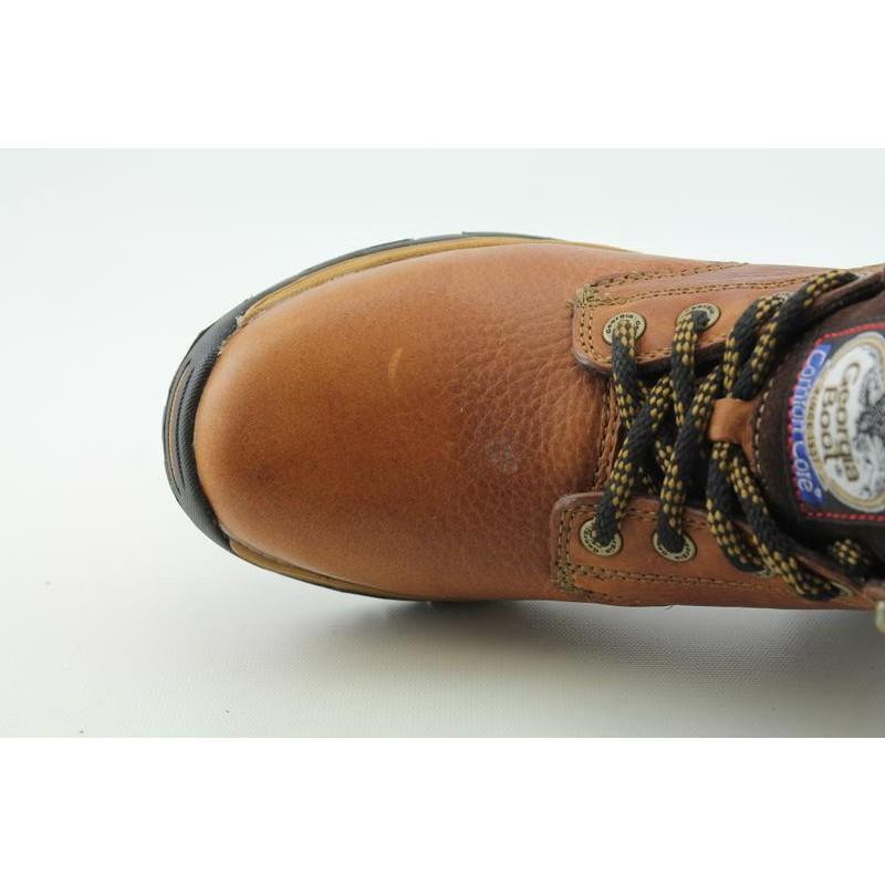 Georgia Men's G6415 Diamond Trax Browns Boots - Thumbnail 2
