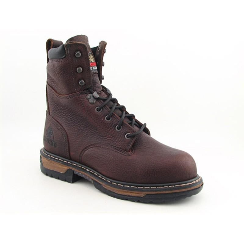 Rocky Men's 6693 IronClad Brown Boots