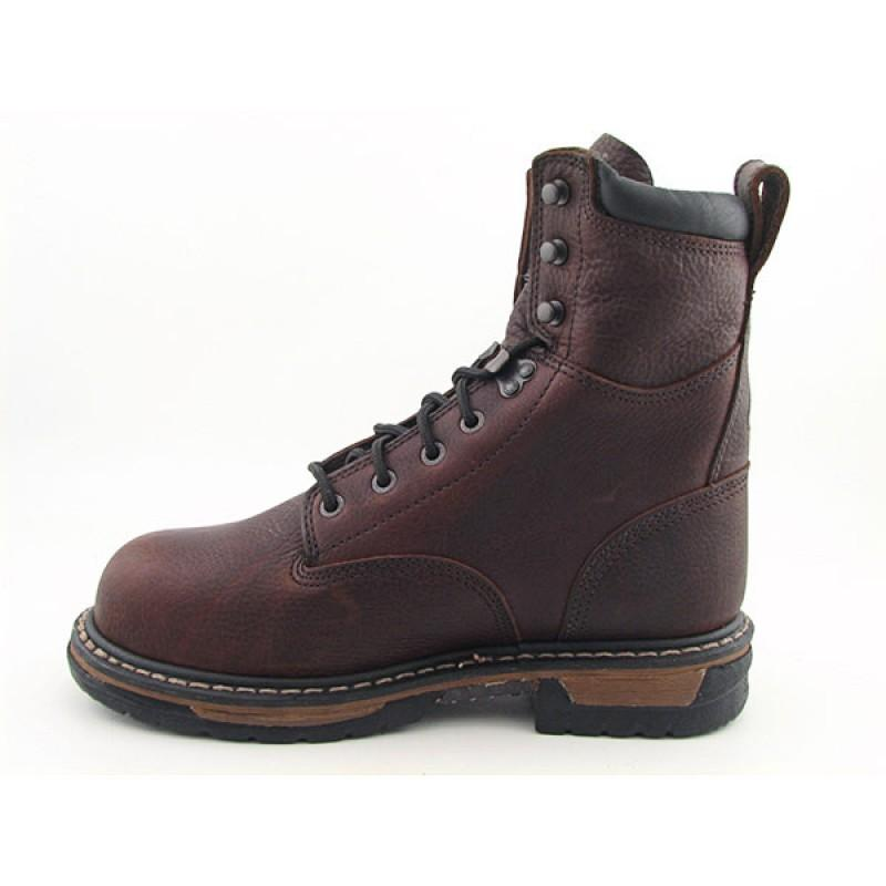 Rocky Men's 6693 IronClad Brown Boots - Thumbnail 1