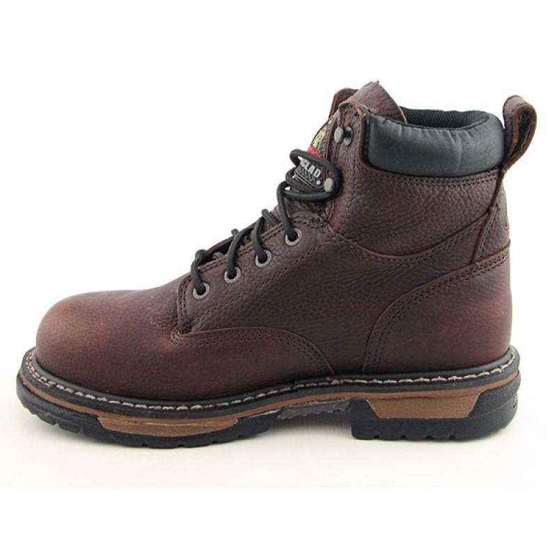 Rocky Men's 6696 Ironclad Brown Boots - Thumbnail 1