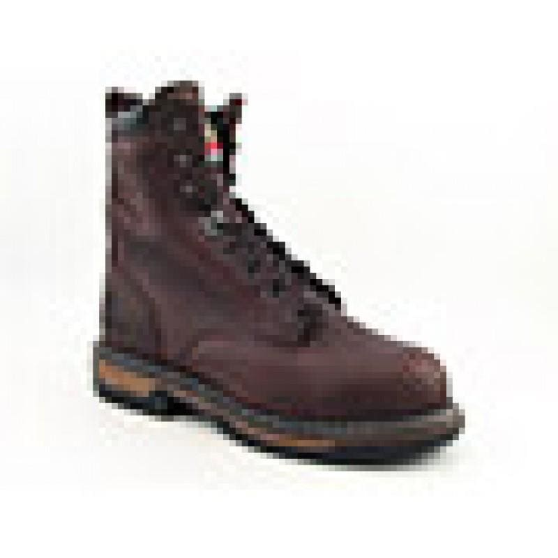 Rocky Men's 6693 IronClad Brown Boots - Thumbnail 2