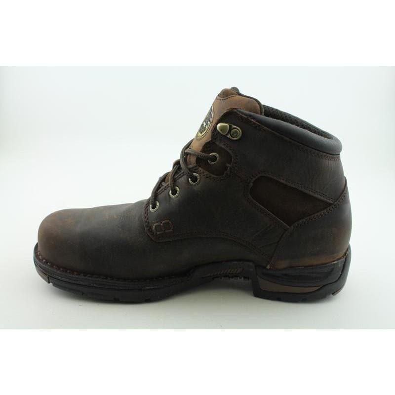 "Georgia Men's G6403 6"" GWP Work Browns Boots - Thumbnail 1"
