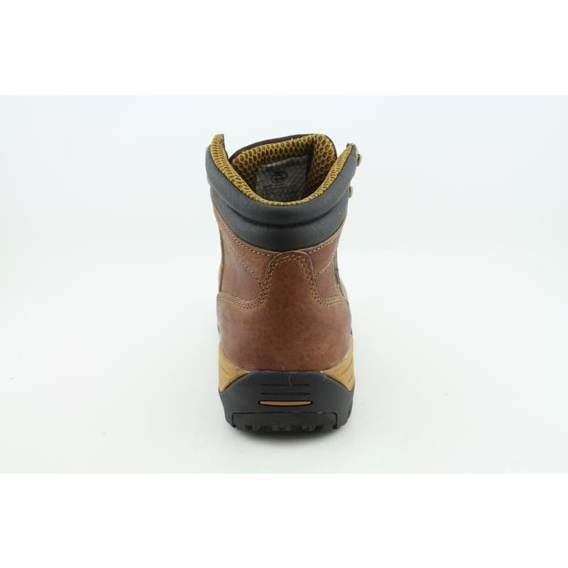 "Georgia Men's G6425 6"" Work ST Diamond Trax Browns Boots - Thumbnail 1"