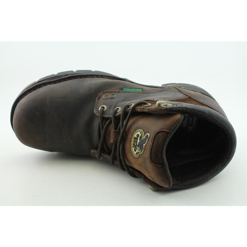 "Georgia Men's G6403 6"" GWP Work Browns Boots - Thumbnail 2"