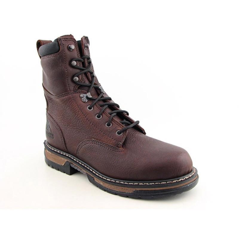 Rocky Men's Ironclad Brown Boots