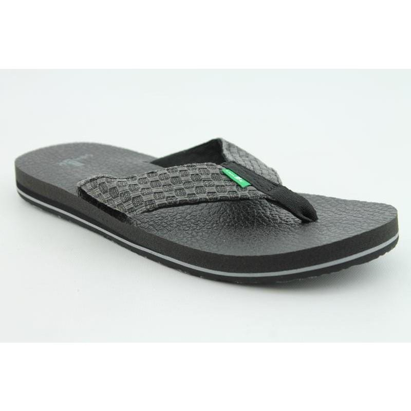Sanuk Men's Yogi II Black Sandals