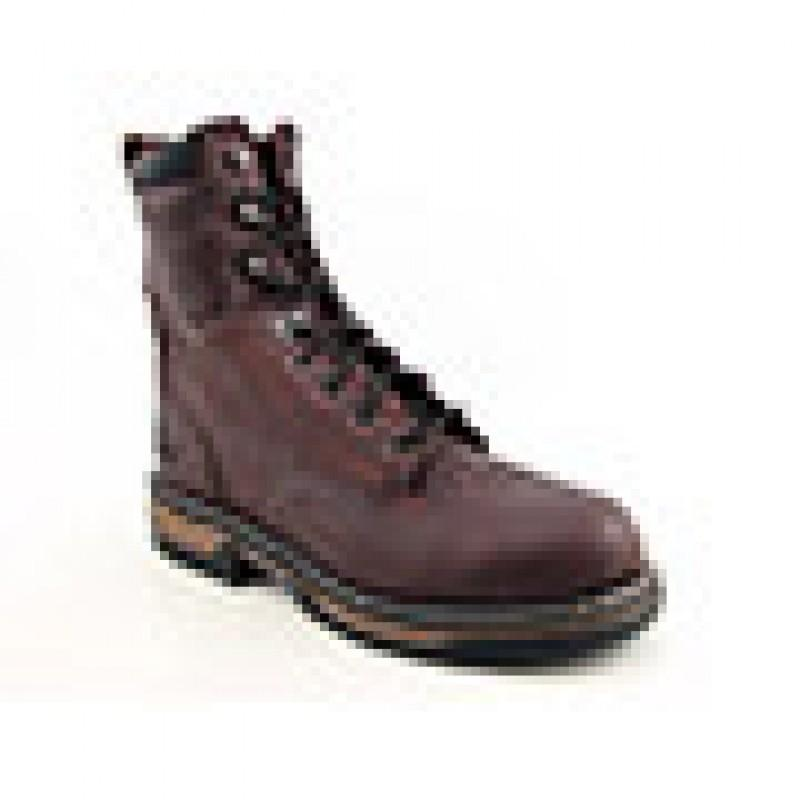 Rocky Men's Ironclad Brown Boots - Thumbnail 2