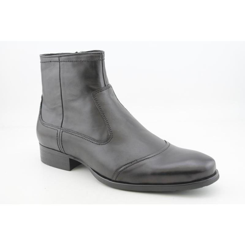 Kenneth Cole NY Men's City Bound Blacks Boots - Thumbnail 0
