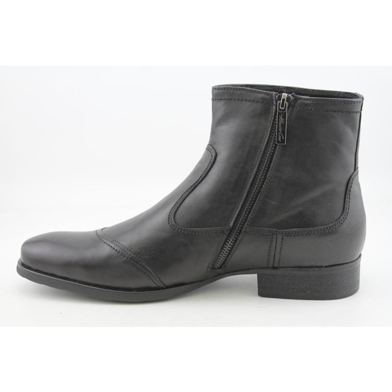 Kenneth Cole NY Men's City Bound Blacks Boots - Thumbnail 1