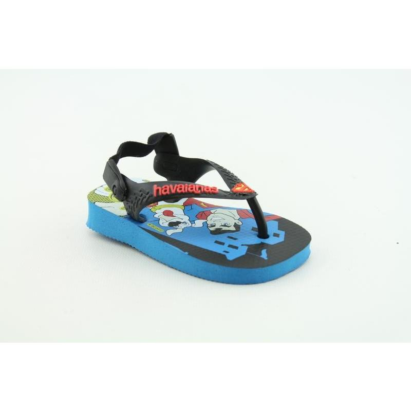 Havaianas Toddler's Baby Herois Blue Sandals