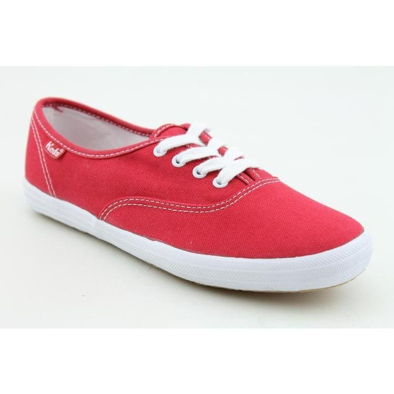 10ceecff13e303 Shop Keds Women s Champion Red Casual Shoes - Free Shipping On Orders Over   45 - Overstock.com - 6683896