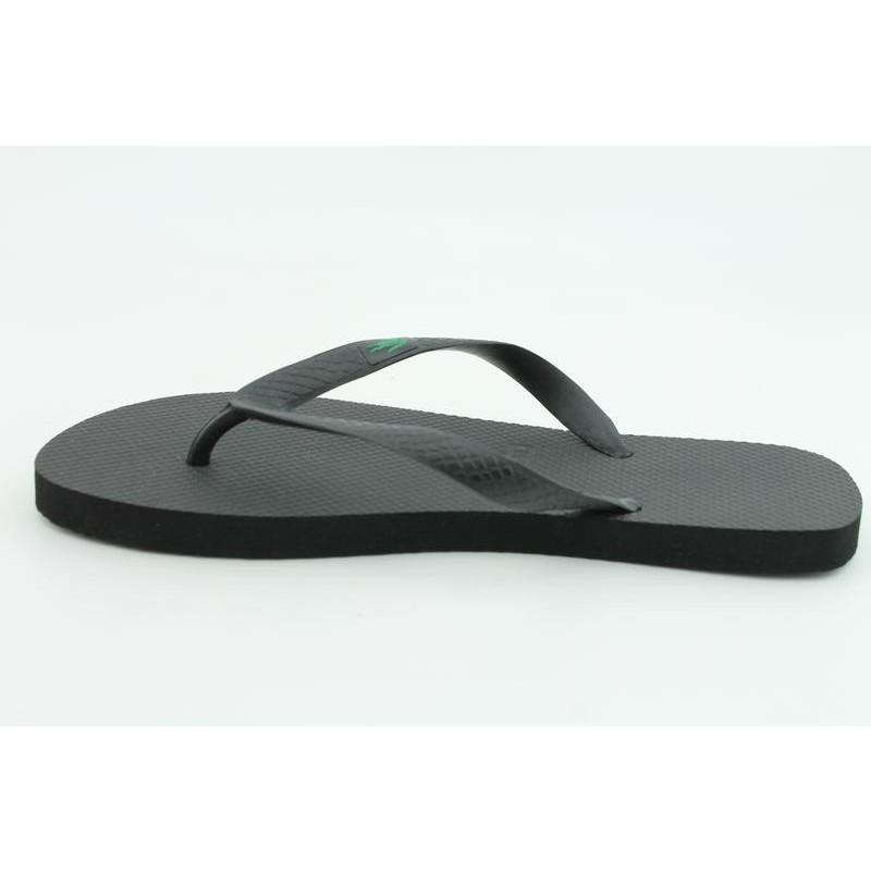Lacoste Men's Barona Black Sandals