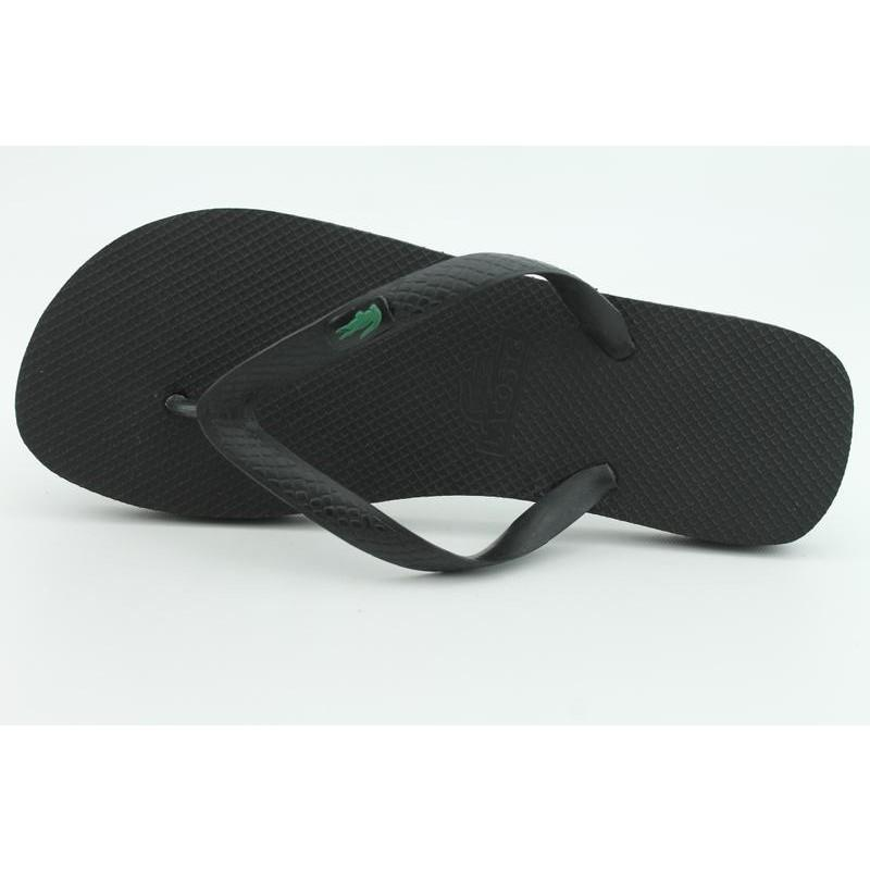 Lacoste Men's Barona Black Sandals - Thumbnail 2