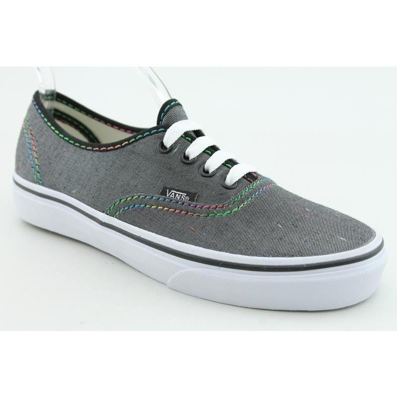 Vans Youth's Authentic Gray Casual Shoes
