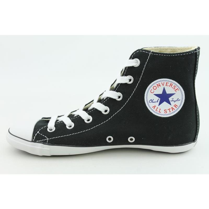 Converse Women's Chuck Light Hi Black Casual Shoes - Thumbnail 1
