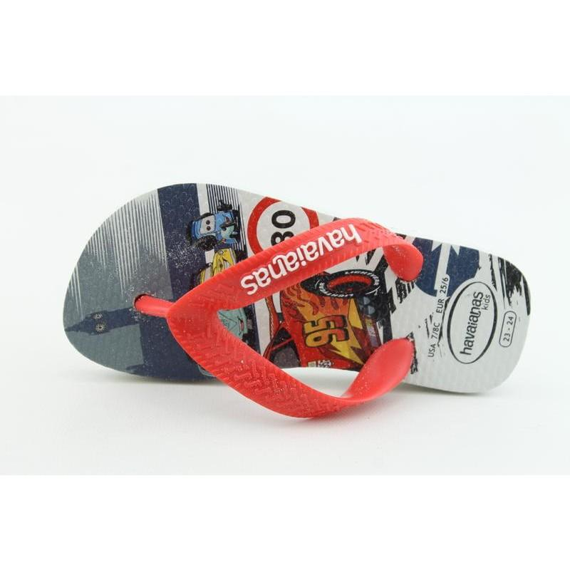 Havaianas Toddler's Kids Cars Red Sandals