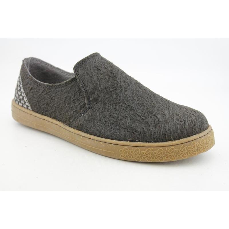 Po Zu Men's Gusto Blacks Casual Shoes (Size 10)