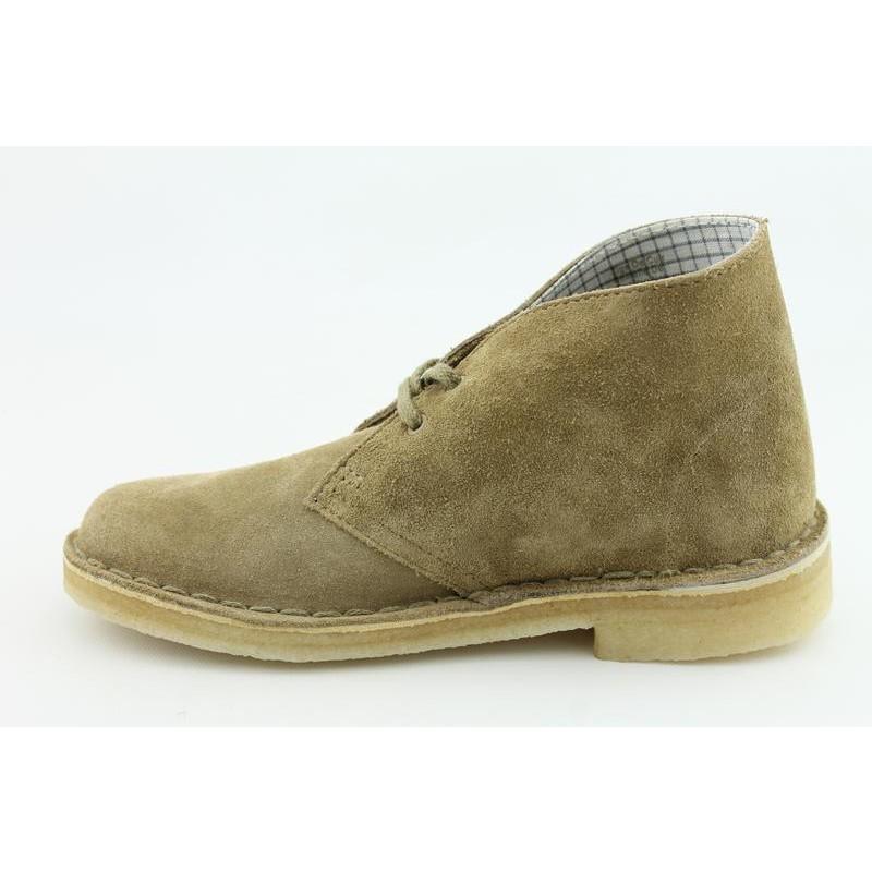 Clarks Originals Women's Desert Boot Beige Boots